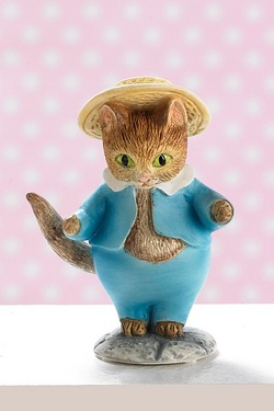 Tom Kitten Mini Figurine