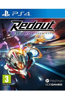 PS4: Redout