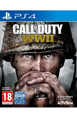 PS4: Call Of Duty WWII