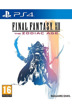 PS4: Final Fantasy XII: The Zodiac Age