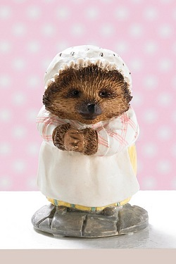 Mrs Tiggy-Winkle Mini Figurine