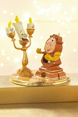 Disney Classic Lumiere And Cogswort...