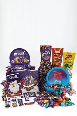Large Cadbury Hamper