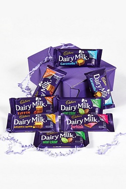 Limited Edition Dairy Milk Bars