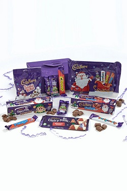 Cadbury Christmas Mini Hamper