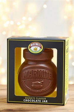 Marmite Chocolate Jar