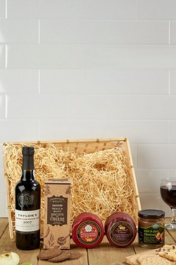 Cheese and Port Tray
