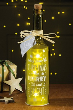 Starlight Bottle - Merry and Bright