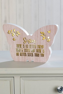 Woodland Message Light-Up Butterfly...
