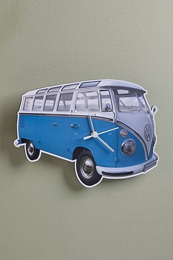 Campervan Wall Clock