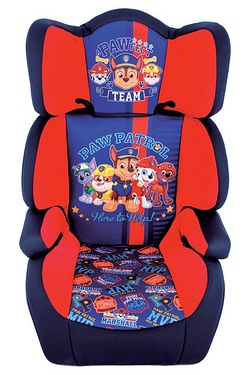 Paw Patrol Car Seat - Blue
