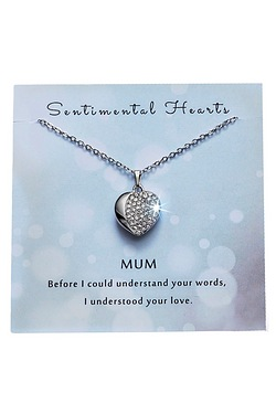 Sentimental Hearts - Mum
