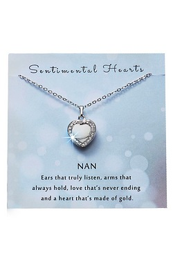 Sentimental Hearts - Nan