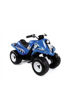 Electric Quad Blue