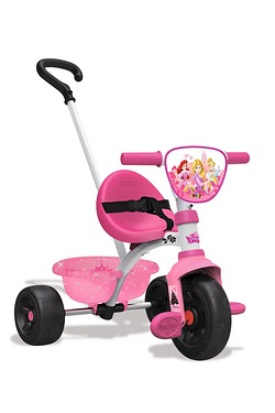 Be Move Disney Princess tricycle