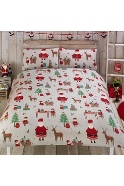 Christmas Elf Duvet Set