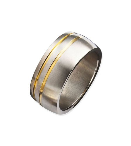 Image for Gents Dual Tone Ring from ace