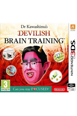 Dr Kawashimas Devilish Brain Training: Can you Stay Focused?