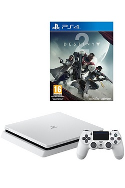 PS4 500GB Console + Destiny 2
