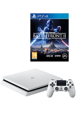PS4 500GB Console + Battlefront II