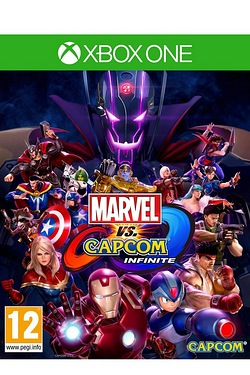 Xbox One: Marvel Vs Capcom Infinate