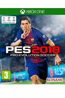 Xbox One: Pro Evolution Soccer 2018