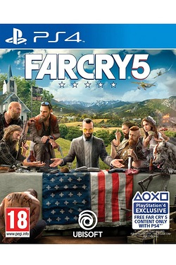 PS4: Far Cry 5