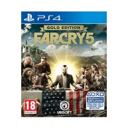 PS4: Far Cry 5 Gold Edition