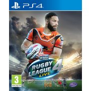 PS4: Rugby League Live 4