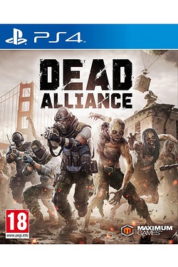 PS4: Dead Alliance