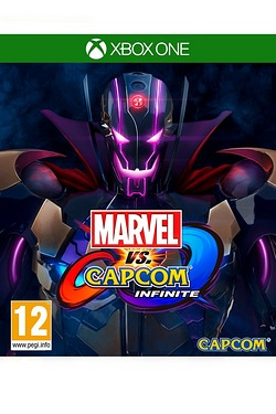 Xbox One: Marvel Vs Capcom Infinate...
