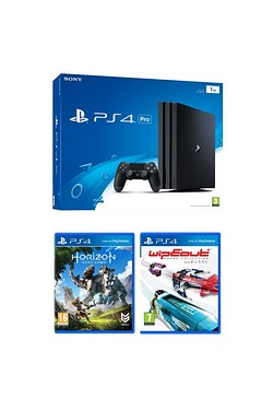 PS4 Pro: Bundle With Horizon and Wi...