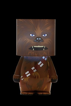 Large Lookalite Lamp - Chewbacca