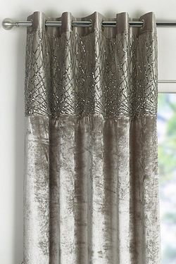Kylie Minogue Esta Eyelet Curtains