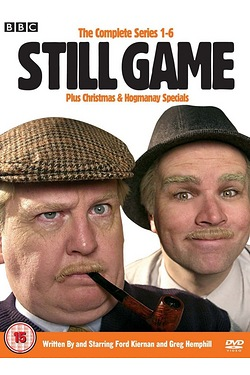 Still Game Complete Series 1-6 + Sp...