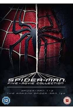 Spiderman 5 Movie Collection