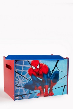 Spiderman Toy Chest