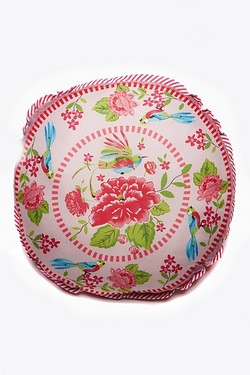 Botanical Garden Filled Cushion