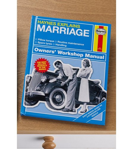 Image for Haynes Marriage Book from ace