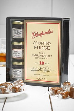 Glenfarclas Whisky Fudge and Marmal...