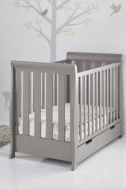 Obaby Stamford Mini Cot Bed