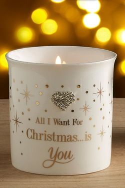 Christmas Candles - All I Want For ...