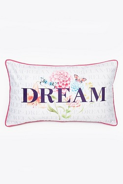 Floral Dreams Filled Cushion