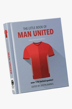 Little Book Of Football - Mancheste...