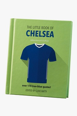 Little Book Of Football - Chelsea