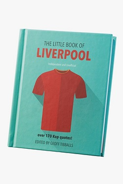 Little Book Of Football - Liverpool