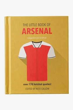 Little Book Of Football - Arsenal