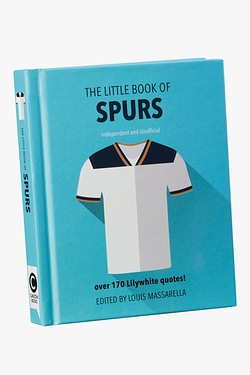 Little Book Of Football - Spurs