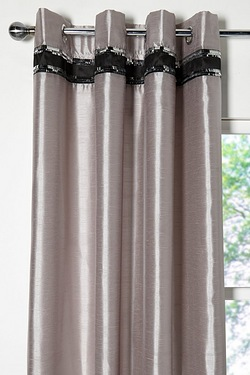 Savoy Border Curtains