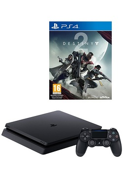 PS4 1TB Console + Destiny 2